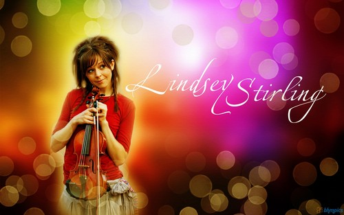 Lindsey Stirling 壁纸 possibly containing a 音乐会 titled Lindsey