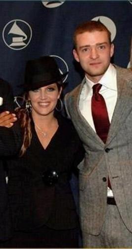 Lisa & Justin Timberlake
