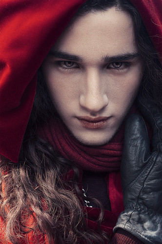 Little Red Rider Hood/The serigala, wolf