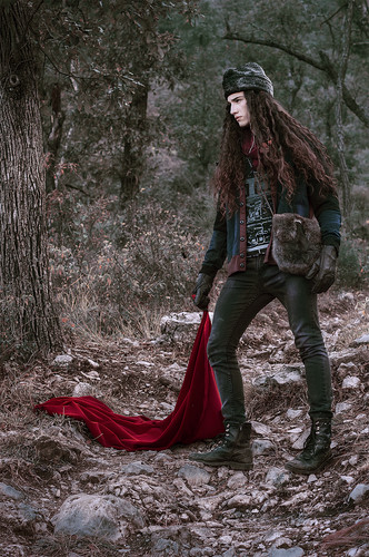 Little Red Rider Hood/The волк