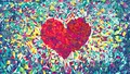 Love Heart for Valentine's Day 2013 - kpop wallpaper