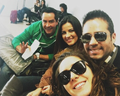 MAITE PERRONI GOING TO GUADALAJARA WITH FRIENDS (FEBRUARY 02)