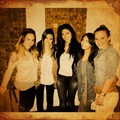 MAITE PERRONI WITH URSULA MOTT, JÉSSICA COCH, AFRICA ZAVALA AND GREENGAGE GODINEZ (JANUARY 25)