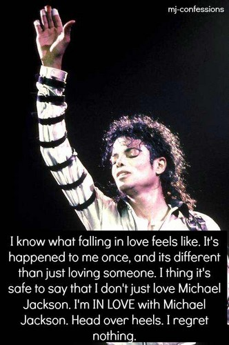 MJ Confessions