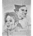 MJ Tribute Portrait - michael-jackson photo