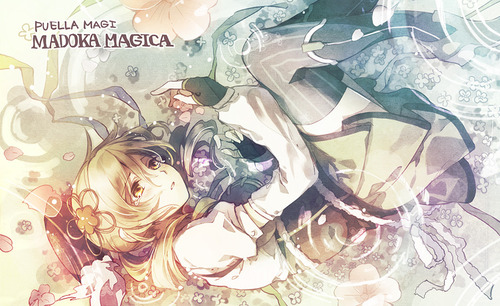 Mahou Shoujo Madoka Magica hình nền titled Mami~chan