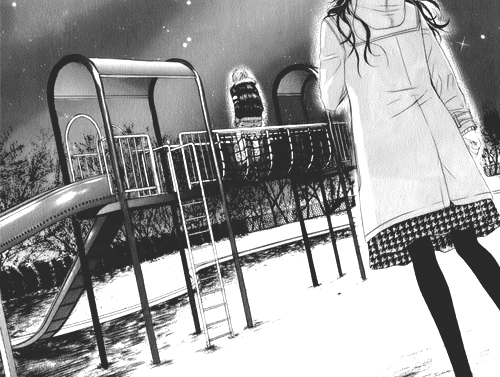 Manga scene
