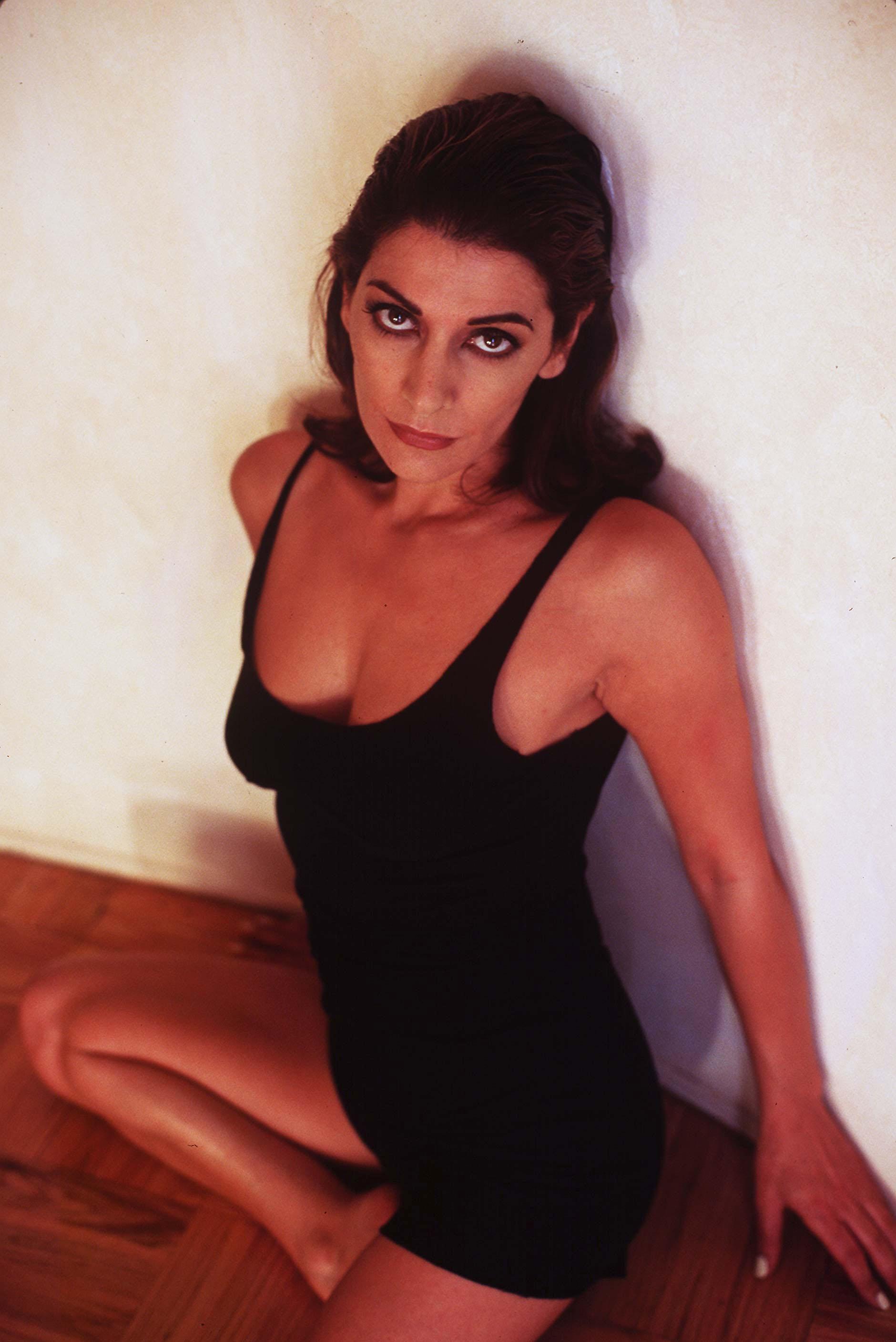 Marina Sirtis nude (24 photos), Tits, Hot, Selfie, lingerie 2006