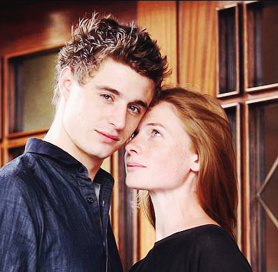 Max Irons & Rebecca Ferguson