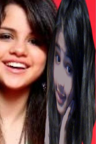 Me and Selena yeah....