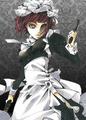 Mei Rin - anime fan art