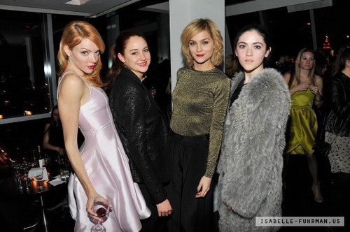 Mercedes-Benz Fashion Week, Fall 2013: Christian Siriano After Party [09/02/13]