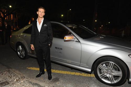 Mercedes-Benz/GQParty