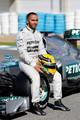 Mercedes GP F1 W04 Launch