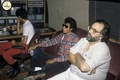 Michael In The Recording Studio With Francis Ford Coppola - michael-jackson photo