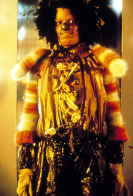 "Michael Jackson As The Scarecrow From The 1978 Film, ""The Wiz"""