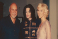 Michael With Celine Dion And Husband/Manager, Rene Angelil - michael-jackson photo