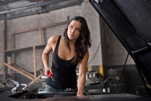 Michelle in Fast 6