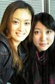Miki Sato (Rukia) & Kumiko Saito (Momo)