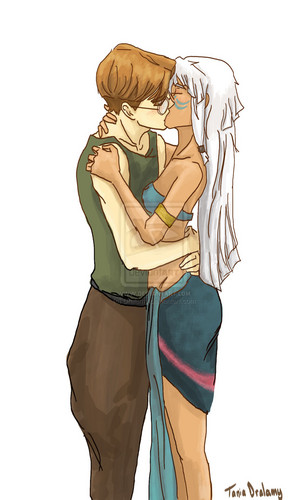 Milo and Kida