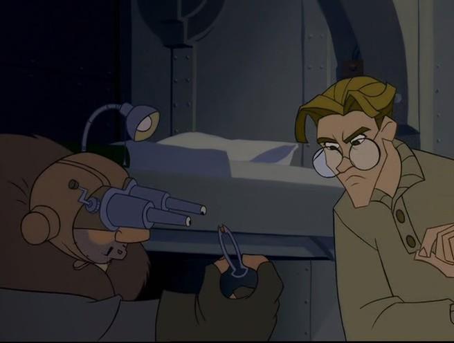 Milo and Mole