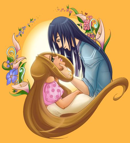 Modern Romance-Flora and Helia