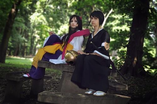 Momo Hinamori & Tobiume