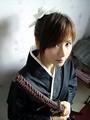 Momo cosplay