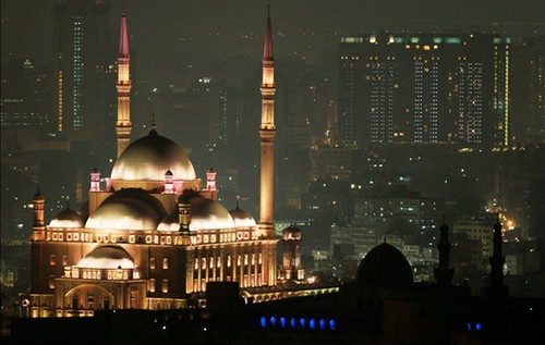 Islam wallpaper called Mosques of the world - Mosque of Muhammad Ali