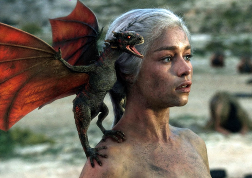 Mother Of dragones