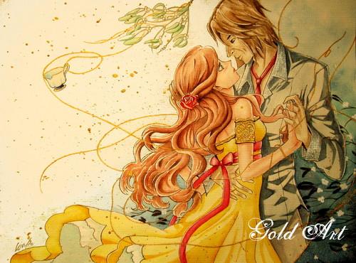 Mr. Gold & Belle