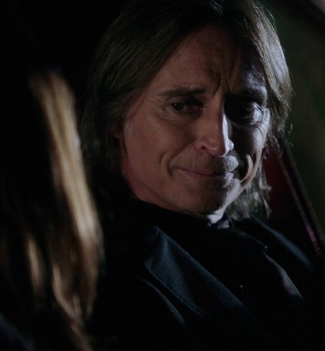 once upon a time wallpaper probably with a business suit called Mr. Gold & Belle