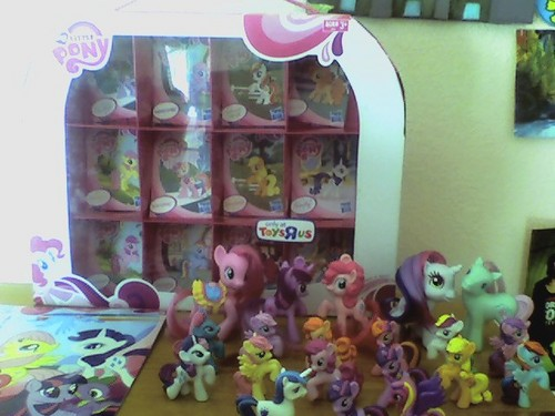 My Room And Collection Of My Little poni, pony