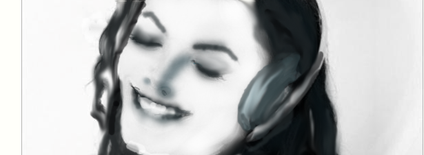 My scream painting