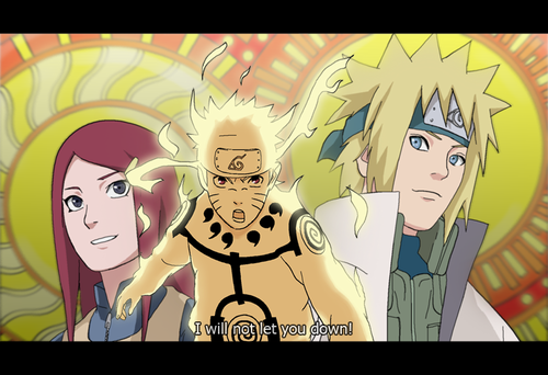 Uzumaki Naruto (Shippuuden) wallpaper with anime titled NARUTO