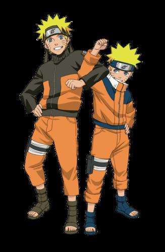 Uzumaki Naruto (Shippuuden) Hintergrund entitled Naruto