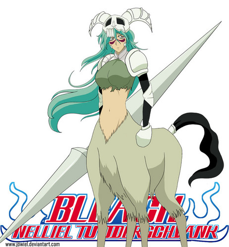 Bleach anime achtergrond probably containing anime entitled NELIEL