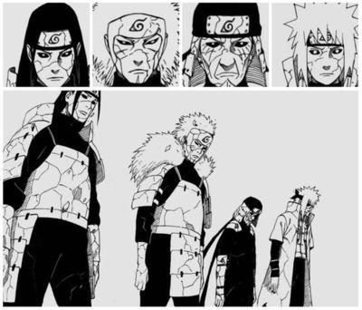 Naruto chapter 618