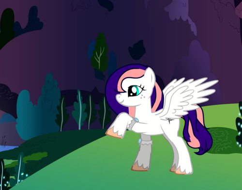 OC #2: SnowBird (created par Poppinfan444)