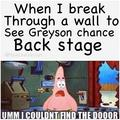 Omg i would so do this!!!!! XD Jk!!! ♥ - greyson-chance photo