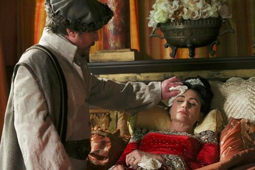 Once Upon A Time - Queen Eva (Snow White's Mom)