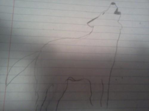 Original sketch style