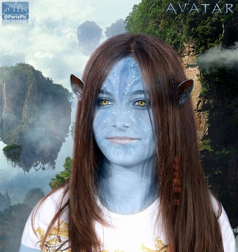 Paris Jackson Avatar (@ParisPic)