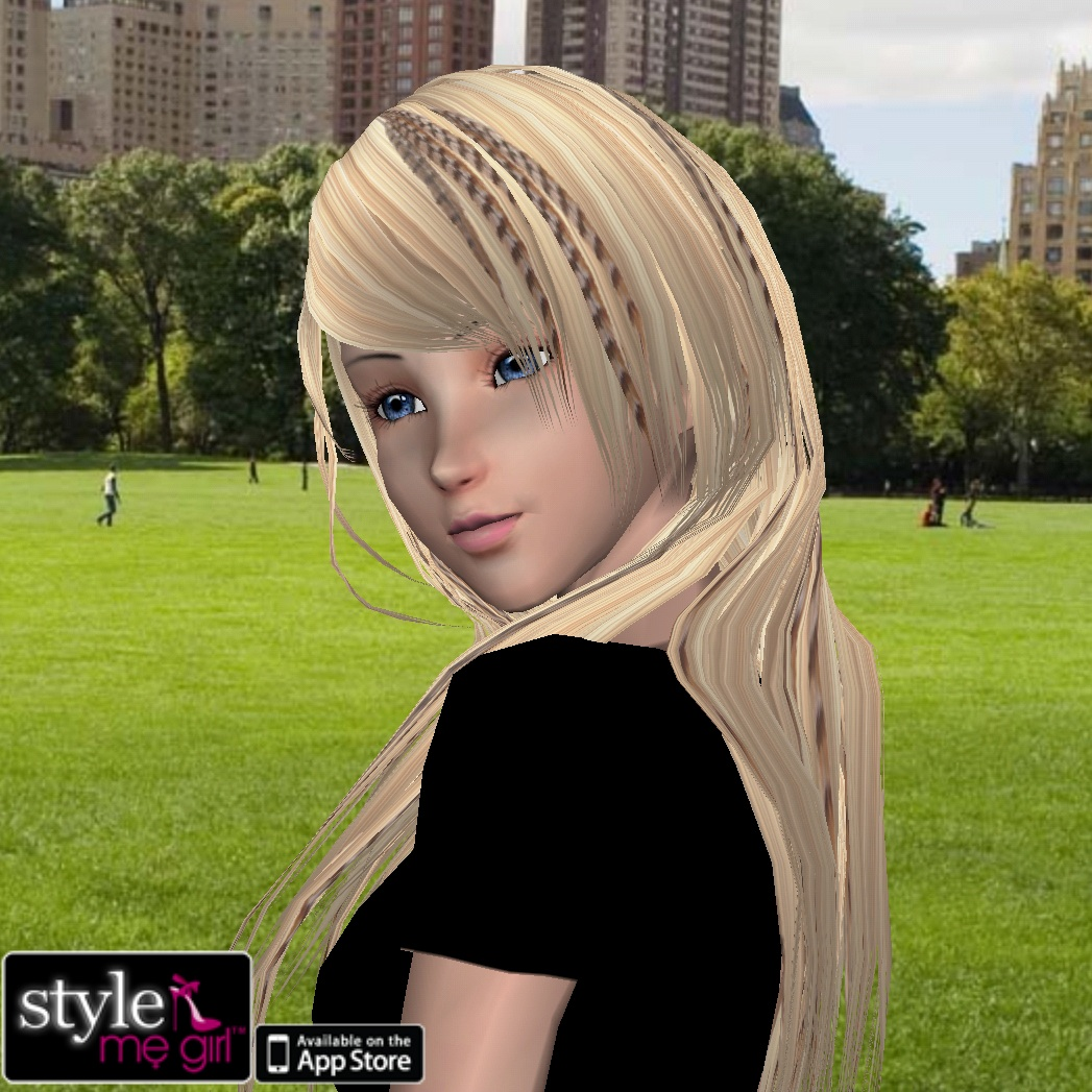 Hairstyle App: Style Me Girl App! Photo (33580687)