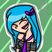 Pixel Riley - total-drama-island-fancharacters icon
