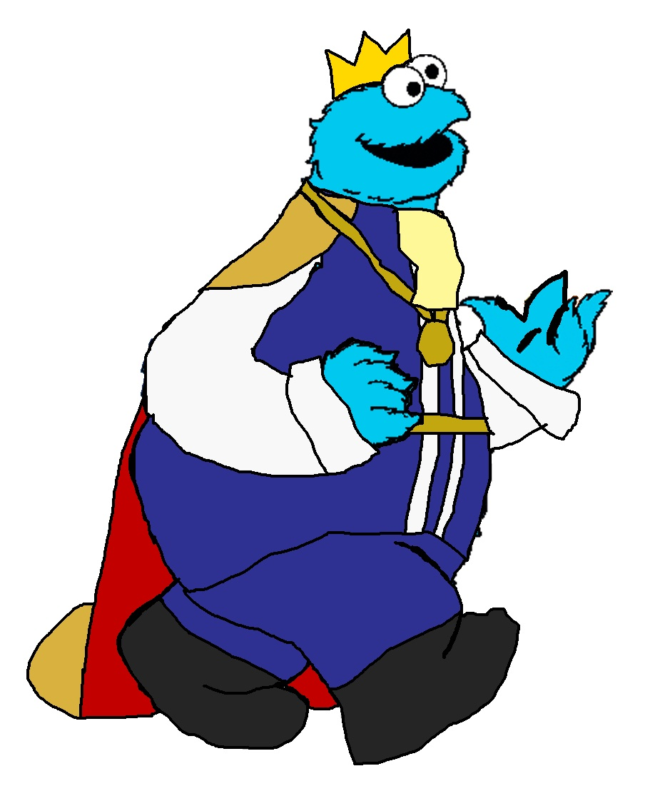 Prince Cookie Monster