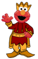 Prince Elmo - Elmo the Musical - sesame-street fan art