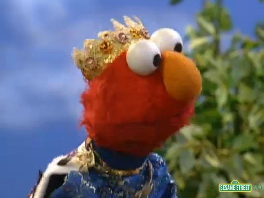 Prince Elmo - Two Princes