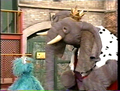 Prince of the Elephants - sesame-street photo