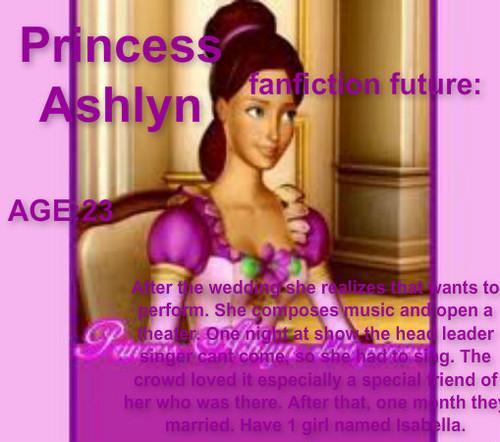 Princess Ashlyn fanfriction future:2013